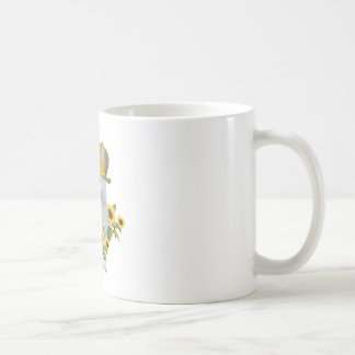 American Eskimo Daisy Coffee Mug
