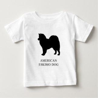 American Eskimo Dog Baby T-Shirt