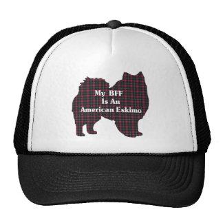 American Eskimo Dog Gifts Mesh Hat