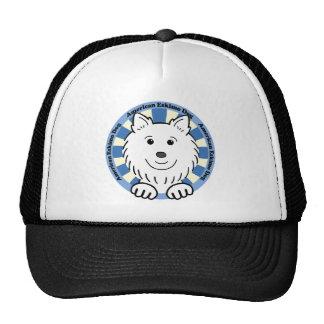 American Eskimo Dog Trucker Hat