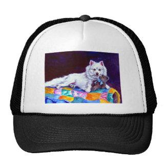 American Eskimo Dog Hat