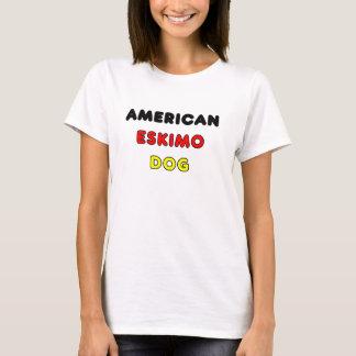 american eskimo flag in name T-Shirt