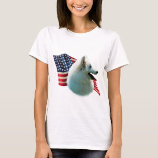 American Eskimo Flag T-Shirt
