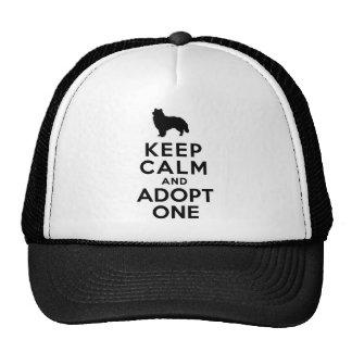 American Eskimo Mesh Hat