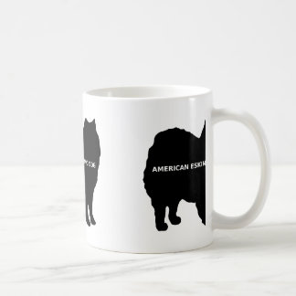 American Eskimo name silo Coffee Mug