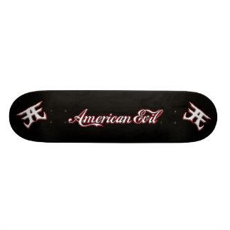 American Evil Skateboard