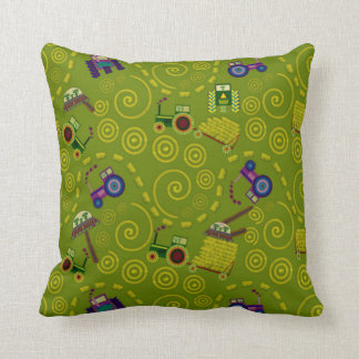 American Farm MoJo Pillow