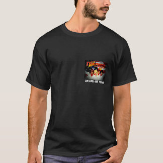 "american-flag-2a, God, Guns, and ""The Gals"" T-Shirt"