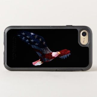 American Flag Bald Eagle OtterBox Symmetry iPhone 8/7 Case