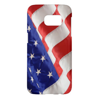 American Flag Barely There Samsung Galaxy S7 Samsung Galaxy S7 Case