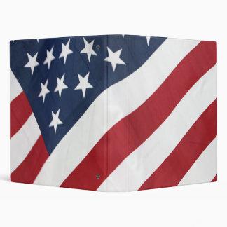 American Flag Binder