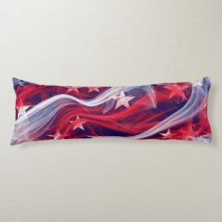 American flag Body Pillow