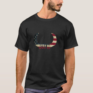 American Flag BOTW Logo Tee