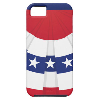 American Flag Bunting Case For The iPhone 5