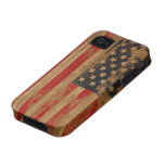 American Flag Case-Mate Case Vibe iPhone 4 Case