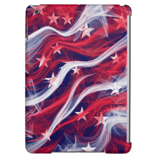American flag Case Savvy Glossy iPad Air Case
