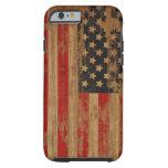 American Flag Case Tough iPhone 6 Case