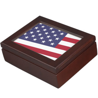 American Flag - Celebrate the US of A Memory Boxes
