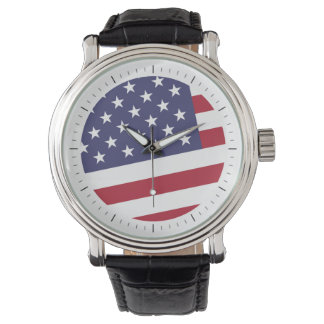 American Flag - Celebrate the US of A Watch