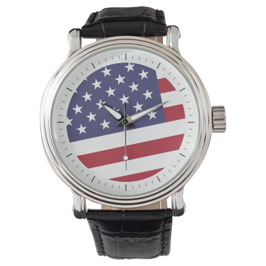 American Flag - Celebrate the US of A Watches