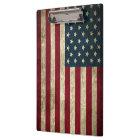 American Flag Clipboard