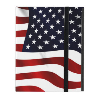 American Flag Covers For iPad