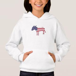 """American Flag"" Donkey"