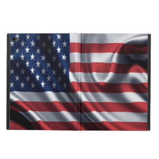 American Flag Fabric Powis iPad Air 2 Case