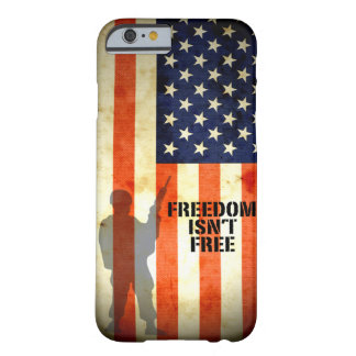 American Flag Freedom isn't Free iPhone 6 case