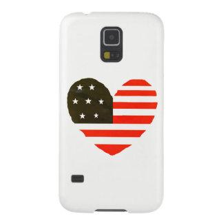 American Flag Galaxy S5 Cases