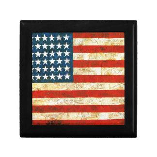 American Flag Gift Box