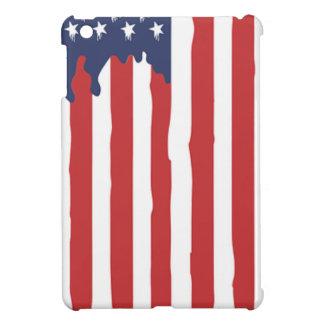 American Flag Graffiti Usa United iPad Mini Cover