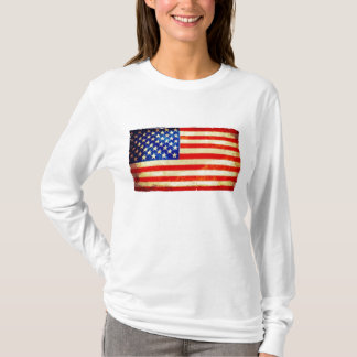 American flag hoody for 4th July - US