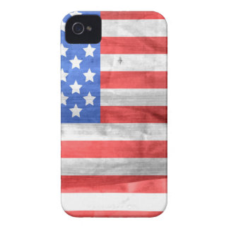 American Flag Independence Day 4 th July iPhone 4 Cover