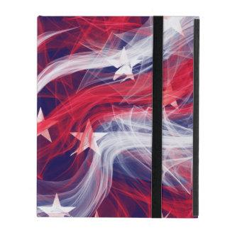 American Flag iPad 2/3/4 Case