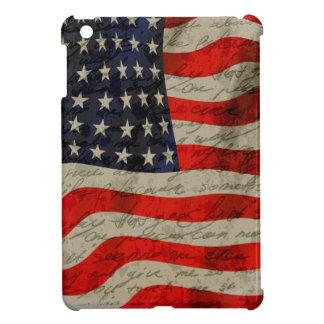 American flag iPad mini cases