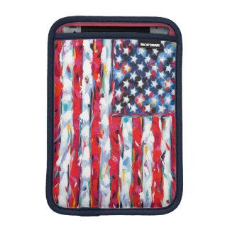 American Flag iPad Mini Sleeve