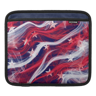 American Flag iPad pad Sleeve