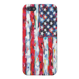 American Flag iPhone 5/5S Cover