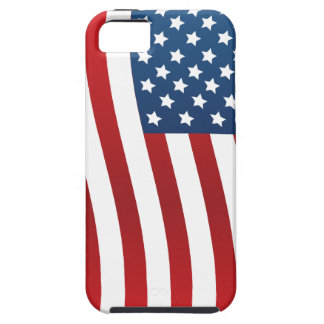 American Flag iPhone 5 Case-Mate Tough