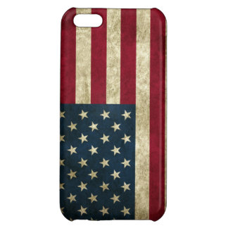 American Flag iPhone 5C Cover