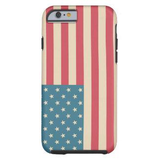American Flag iPhone 6 case Tough iPhone 6 Case