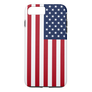 American Flag iPhone 7 Plus Case