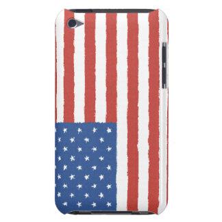 American Flag iPod Case-Mate Case