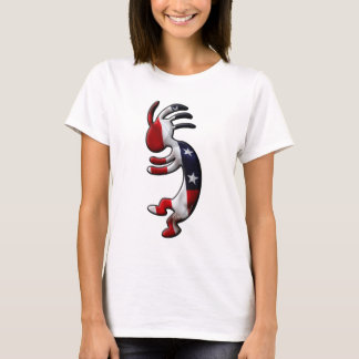 American Flag Kokopelli T-Shirt