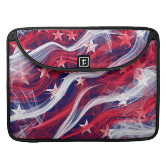American Flag Macbook Pro Sleeve