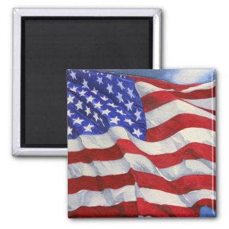American Flag - Magnet
