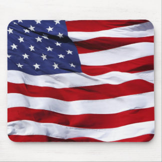 American Flag Mouse Pad