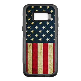 American Flag OtterBox Commuter Samsung Galaxy S8+ Case
