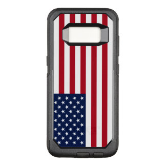 American Flag OtterBox Commuter Samsung Galaxy S8 Case